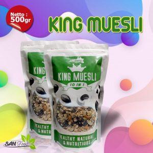 King Muesli 10 in 1