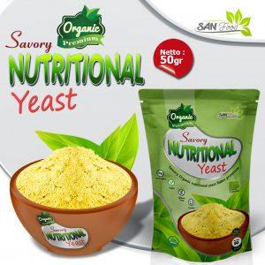 yeast organik